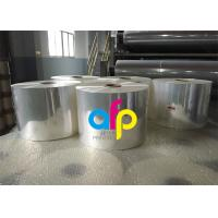 China Moisture Proof Popular BOPET Film , Transparent Laminating Packaging Film Roll on sale