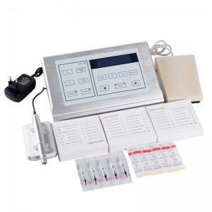 China Wholesale Electric Rotary Digital Cosmetic Semi Permanent Makeup Tattoo Machine Equipment Kit on sale