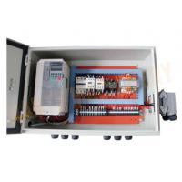 End Carriage Control Panel for Single Busbar or Single Busbar Sectional Transport Manufactures