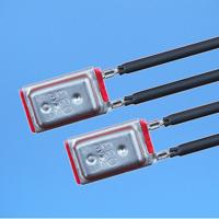 AWG KW bimetal thermal protector electric temperature switch 250V 10A for HID ballasts Manufactures
