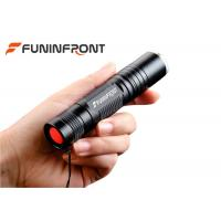 Quality 3 Light Gears 350Lms Cree XPE LED Mini Zoomable Focus Flashlight Torch for sale