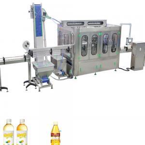 China 8 Filling head 380V 2000 BPH Juice Bottle Filling Machine on sale