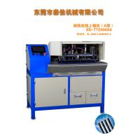 China AC220V Wire Processing Machines , Automatic Wire Stripping Machines 300KG on sale