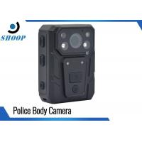 Built - In Microphone Body Worn Surveillance Cameras With 3500mAh Battery Manufactures