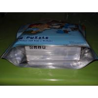 Water proof Foil Ziplock Bags , children's toy Stand Up Packaging bags Manufactures