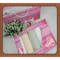 100% cotton high quality terry embroidery wedding promotional gift towel Manufactures