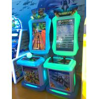 Lovely Kids Coin Operated Game Machine , Plane Shooting Arcade Machine Manufactures