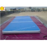 2X4 Tumble Track Drop Stitch Inflatable Matress For Gymnastics Manufactures