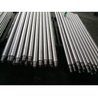 20MnV6 Hot Rolled Pneumatic Piston Rod Round With Chrome Plating Manufactures
