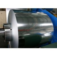 Anti Finger Hot Dipped Galvanized Steel Coils , Galvalume Steel Coil Manufactures