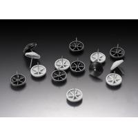 Groove / Smooth EAS Pin 16mm / 19mm , Remote Calibration EAS Plastic Pin HAX105 Manufactures
