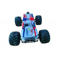 China Fast Off Road Electric RC Cars Truck Four Wheel Drive High Powered on sale