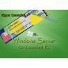 Original Windows Server 2016 Standard R2 Oem Pack Coa Sticker Retail Key license Manufactures