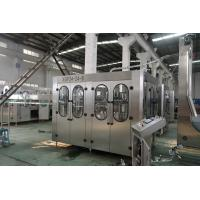 High Output 3 In 1 Filling Machine Filling 8,000 Small Bottles In An Hour Manufactures
