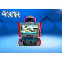Touch Screen Video 3d Kungfu Simulator Video Game Machine Coin Operated English Version Manufactures