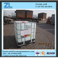 Quality Formic acid [64-18-6] 94% for sale