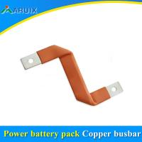 copper laminated shunt , flexible copper connecting terminal china factory price Manufactures