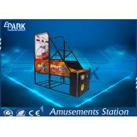 Adult Game Center Electronic Arcade Basketball Game Machine 110 / 220V Manufactures