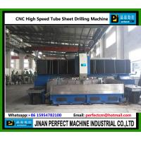 Quality CNC High Speed Tube Sheet/Flange Drilling Machine Heat Exchanger & Pressure Vessel hole drilling machine for sale