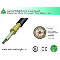 48 Core Non-Metallic Self-Support Optic Fiber Cable ADSS Manufactures