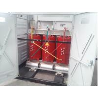 Small Insulation 10kv Dry Type Transformer 30KVA - 2500kVA , Low Loss Manufactures