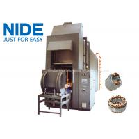 Automatic Stator Varnish Dipping Machinery for stator insulation treatment Manufactures