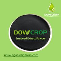 SEAWEED EXTRACT POWDER DOWCROP HIGH QUALITY HOT SALE Dark Brown Powder 100% WATER SOLUBLE FERTILIZER ORGANIC FERTILIZER Manufactures