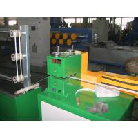 240kgs / h Plastic PP Strap Production Line / Plastic Strapping Machine Manufactures