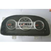 lCD Instrument Howo Dashboard Sinotruck Spare Parts with 1:624 Velocity Ratio Manufactures