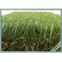 Leisure Garden Artificial Grass Flooring Fake Carpet Monofilament PE + Curly PPE Manufactures