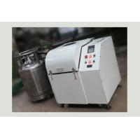 Pigment Powder Rotary Ball Mill Full Direction Type With Liquid Nitrogen Manufactures