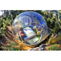 Family Inflatable Camping Tent Transparent One Tunnel Bubble Manufactures