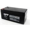 Buy cheap Deep Cycle Batteries 12V 3.3Ah from wholesalers