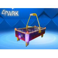 Fiberglass Arcade Star Air Hockey , Coin Operated Amusement Table Game Manufactures