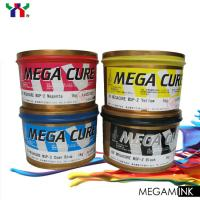 [MEGACURE] High Quality Japan Brand UV Offset Printing  Ink cmyk colors Manufactures