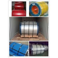 JIS G3312 CGCC ASTM zero spangle PPGI steel coil cold rolled galvanized color coated steel coil for structural Manufactures