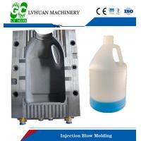 Stainless Steel Injection Blow Moulding Suitable For Detergents Package Bottle Manufactures
