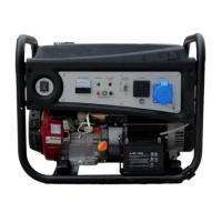 China 1.2kw-8kw Electric Start Portable Gasoline Power Generator with CE on sale