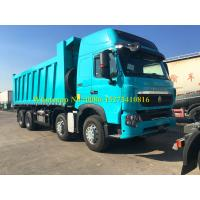 Best Price Brand New Sinotruck 40 Ton Loading Capacity Howo T7H 8x4 420HP 12 Wheel Dump Truck Manufactures