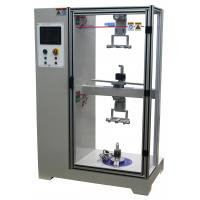 Double-station Electronic Product Cable Tester , Conical Tester Endurance Life Test Manufactures