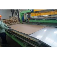 A240 316L Decorative Stainless Steel Plate With High Corrosion Resistance Manufactures