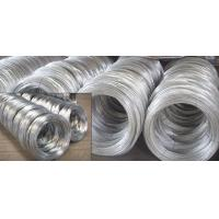 SAE1006B, SAE1008B, SAE1010B BWG Hot Dipped Galvanized Wire Rod of Mild Steel Products Manufactures