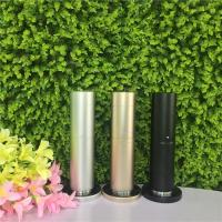 Noise Free Silver Scent Air Machine , Electric Aromatherapy Diffuser With Touch Panel Manufactures