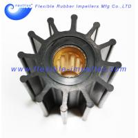 Raw Water Pump Flexible Rubber Impeller Replace Jabsco Impeller 13554-0001 Manufactures