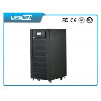 3 Phase 10Kva 20Kva 30Kva 40Kva High Frequency Transformerless Online UPS with Large LCD Display Manufactures