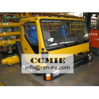 XCMG truck crane parts Driving Cab could change the material Manufactures