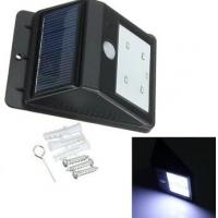 Wireless Security Solar LED Motion Sensor Light Automatically 5000-5500K CCT Manufactures