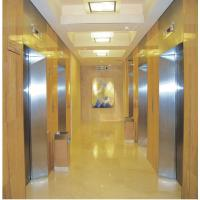China Gearless Traction Passenger Elevator(Microcomputer) on sale