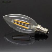 4W 8W E14 220V AC LED Filament Candle Bulbs 360 Degree bulb New Design lamp Replace Incandescent Light Energy Saving Dim Manufactures