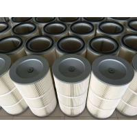 Austin Industries Synthetic Fiber Gas Turbine Air Inlet Filter element DN324x750mm Manufactures